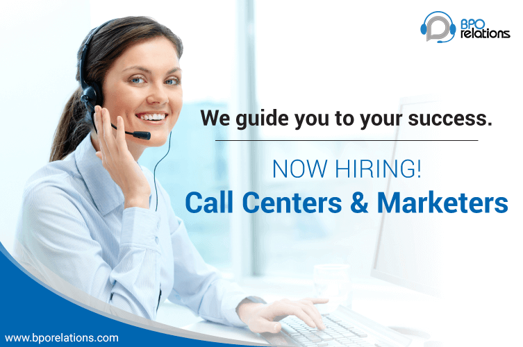 Call Centers And Marketers