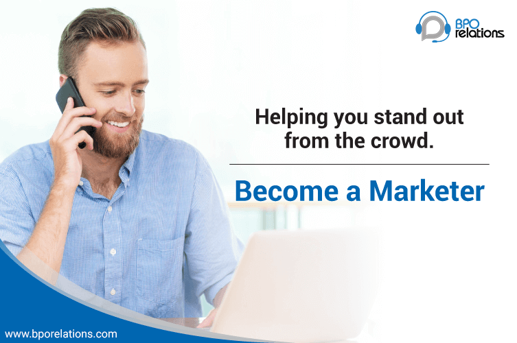 Become a Marketer